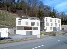 Wohn- und Geschäftshaus - CoWorking Quartier4u