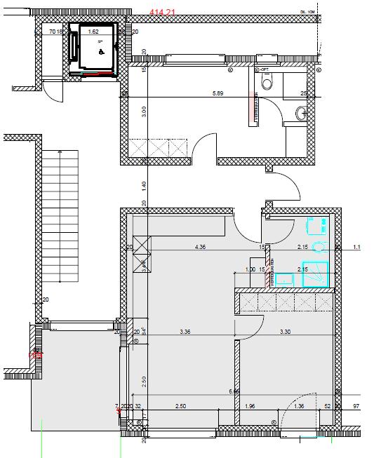 2,5 Zimmer Wohnung EG Top 2