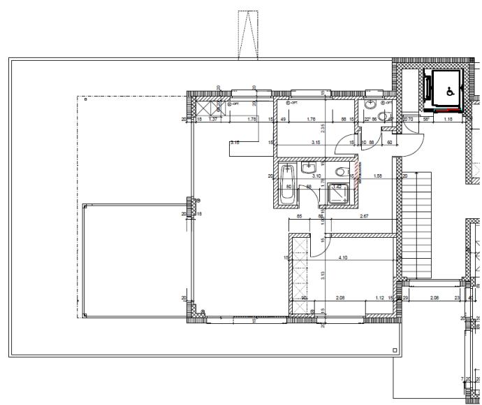 Top 6 Obergeschoss Attikawohnung