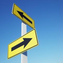 Richtige Richtung